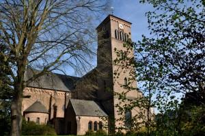 Kerk Sint-Baafs - kant Torhoutse Steenweg